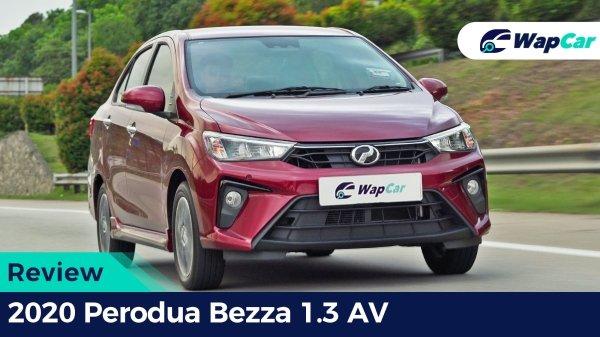 Rebiu: Berbaloikah Perodua Bezza 2020 1.3 Advance untuk RM 49,980? Lagi bagus Persona?