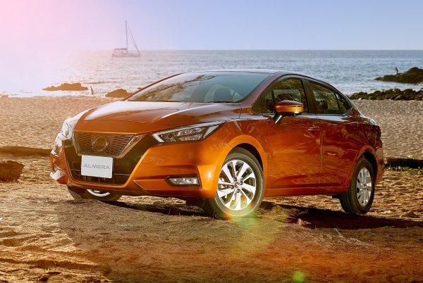 2020 Nissan Almera – What we know so far