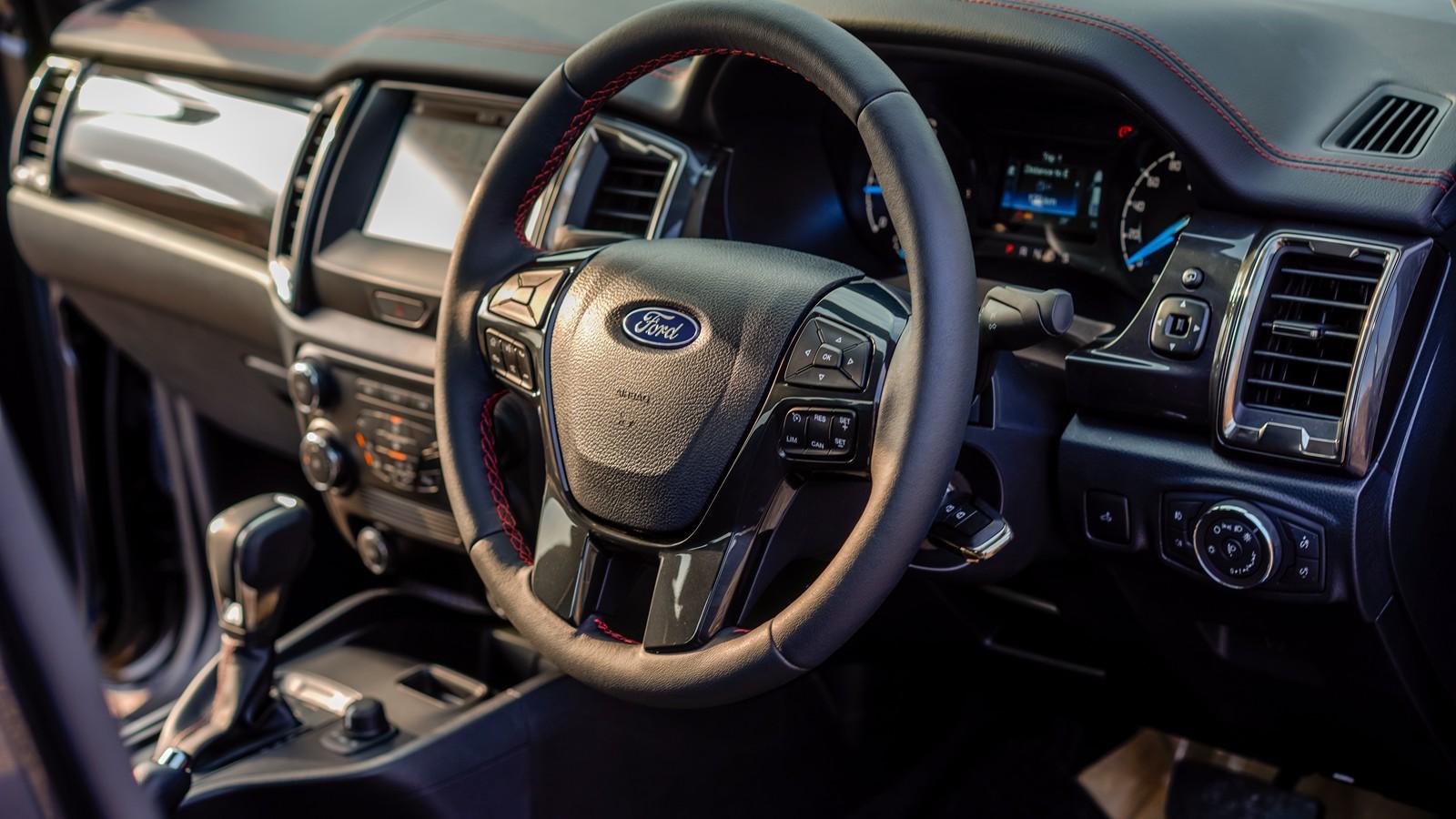 2020 Ford Ranger FX4 Interior 002