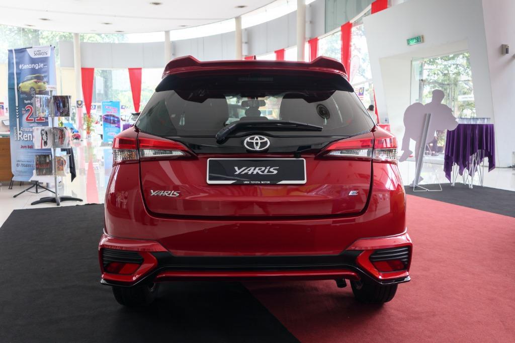2019 Toyota Yaris 1.5E Others 004