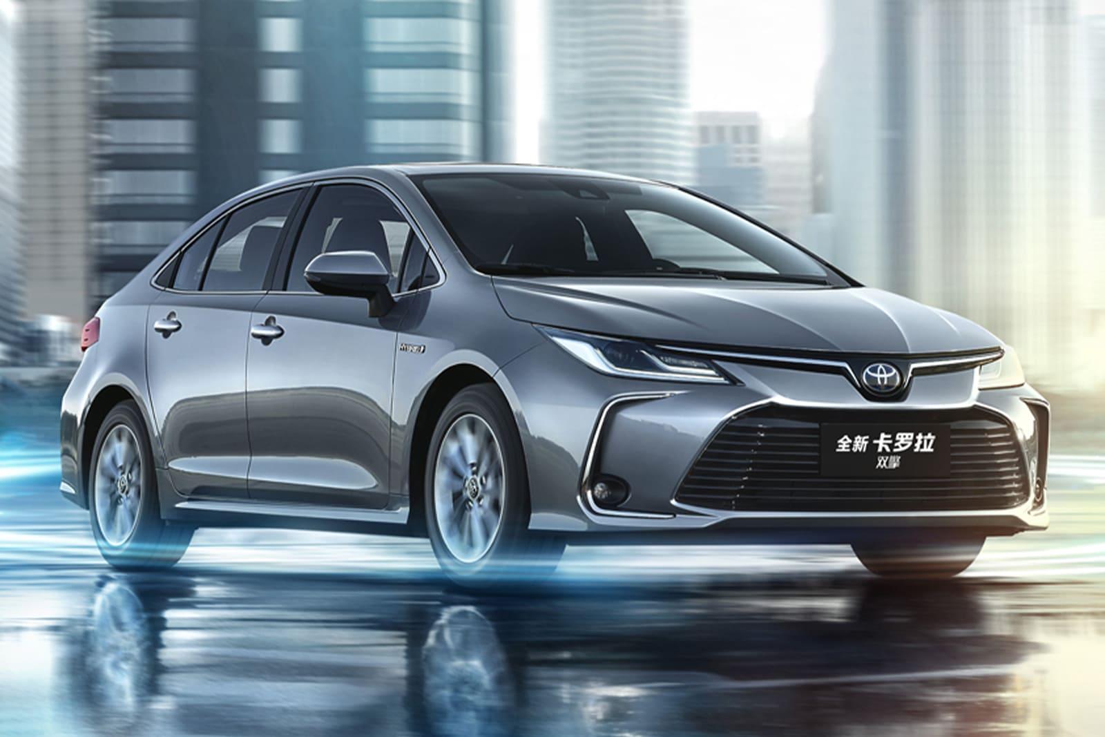 Toyota Corolla long wheelbase rumoured to launch in China, 100 mm longer!