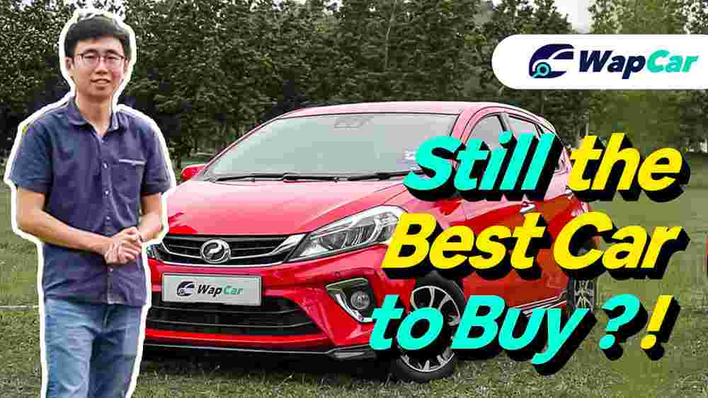 Video: 2019 Perodua Myvi review, see why it's the best car ever
