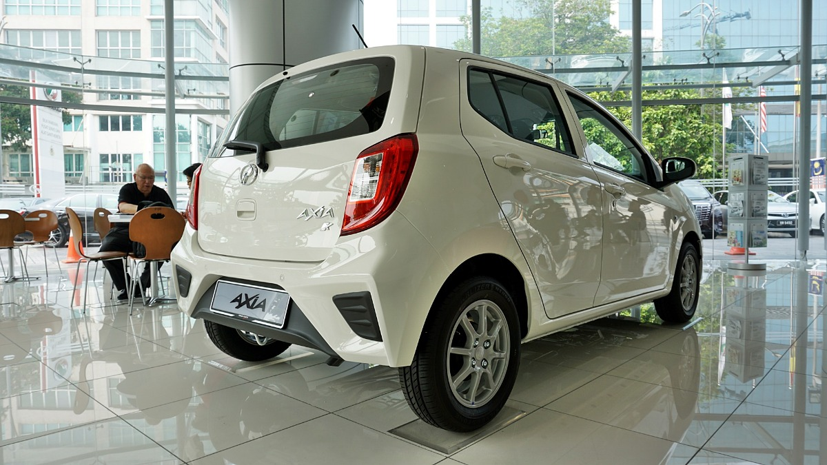 2019 Perodua Axia GXtra 1.0 AT Others 005