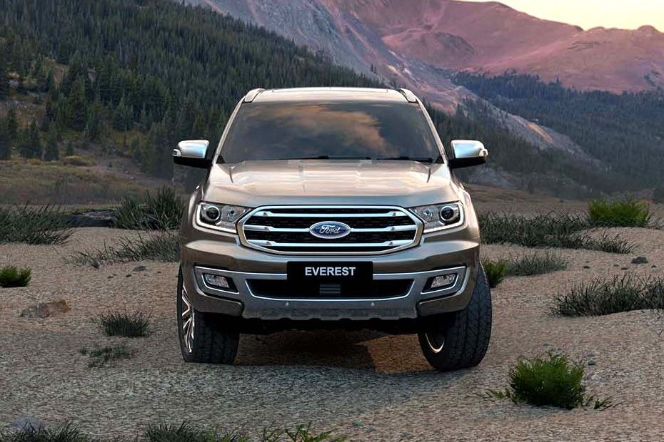 Ford Everest (2017) Others 002