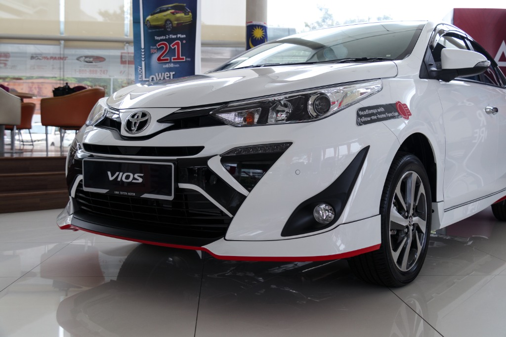 toyota vios 2018 g-I'm not seeing the answer for this. Is a white toyota vios 2018 g better than a black toyota vios 2018 g? Can i just confirm something?11