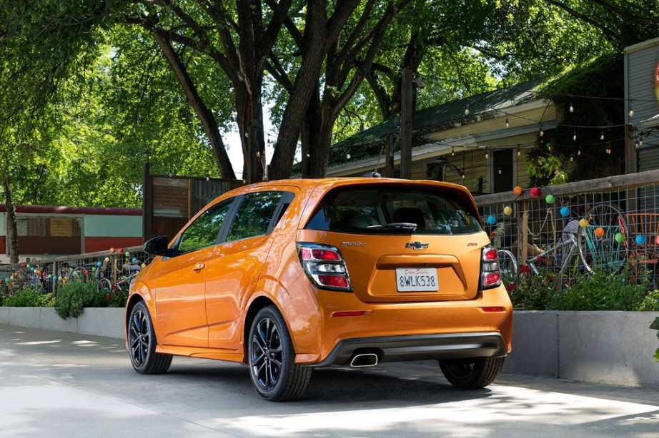 Chevrolet Sonic Sedan (2019) Others 003