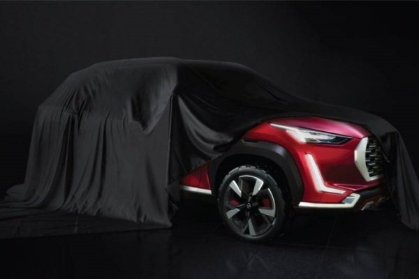 Nissan Magnite teased ahead of July 16 debut
