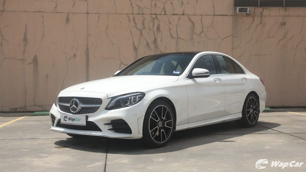 2018 Mercedes-Benz C-Class C 300 AMG Line Others 001