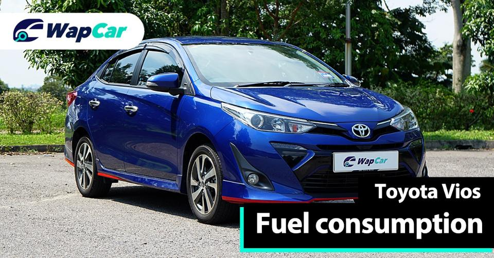 How Fuel Efficient Is The Toyota Vios Wapcar