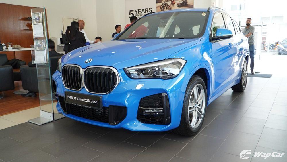 2020 BMW X1 sDrive20i M SPORT Others 009