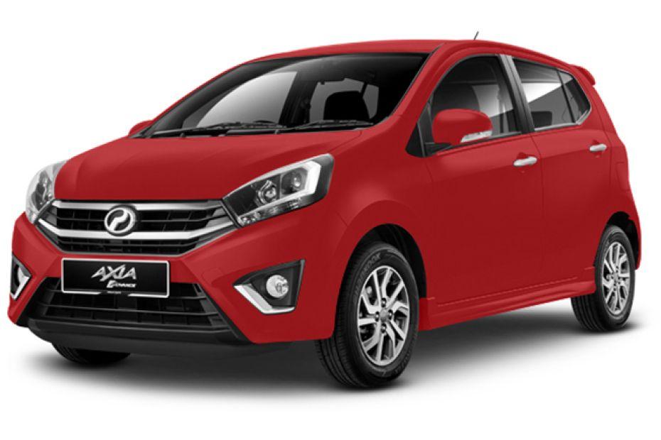 2018 Perodua Axia Advance 1.0 AT Price, Reviews,Specs,Gallery In Malaysia | Wapcar