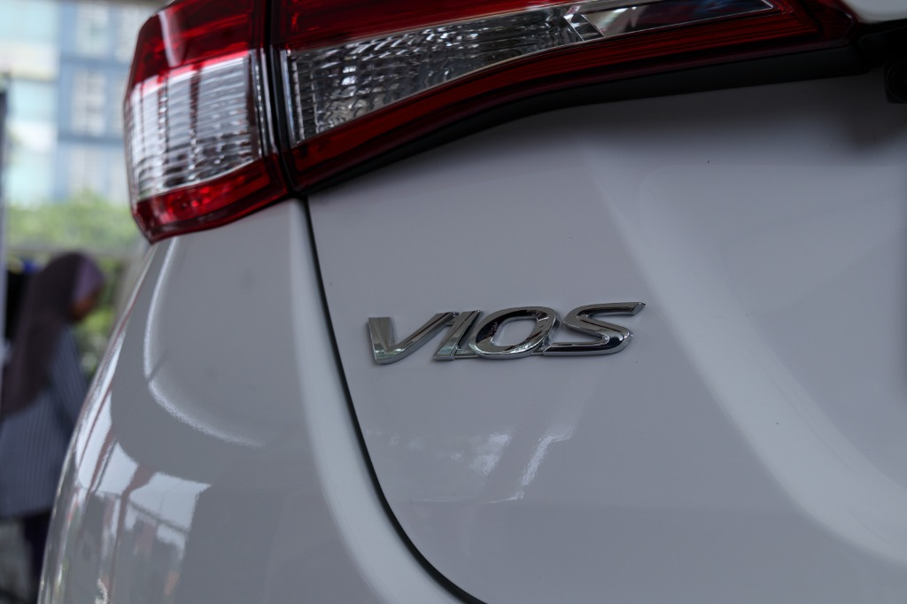 the all new vios 2018-Can't stop thinking about this. Why adding car items for new the all new vios 2018? Should i just not worry?10