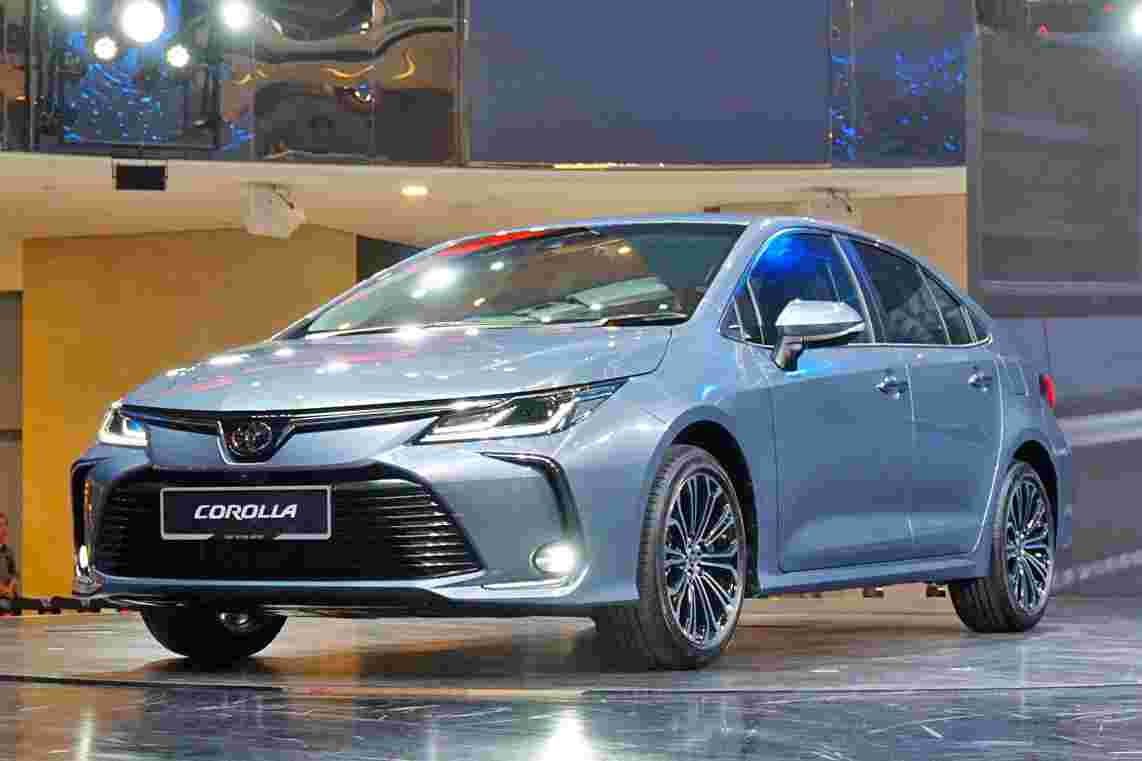 All-new Toyota Corolla Altis launched in Malaysia, from RM 128,888