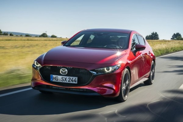 The Mazda 3 is a great car, but it's not making money. Covid-19 could halt Mazda's upmarket push.