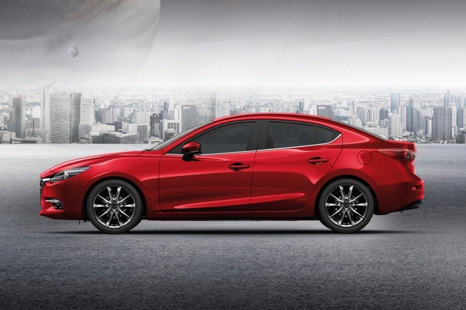 Mazda 3 Sedan (2018) Exterior 005