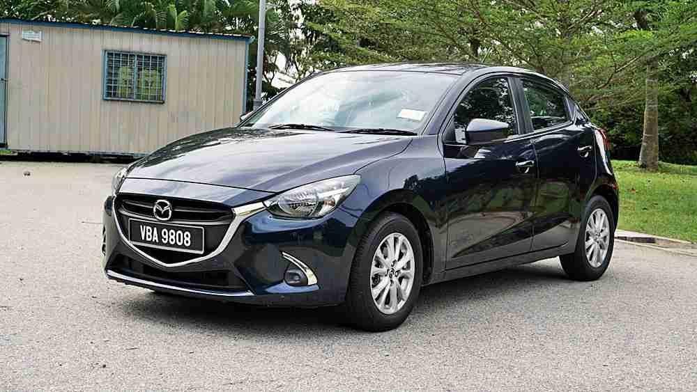 2018 Mazda 2 Hatchback 1.5 Hatchback GVC Mid-spec Price, Reviews,Specs,Gallery In Malaysia   Wapcar