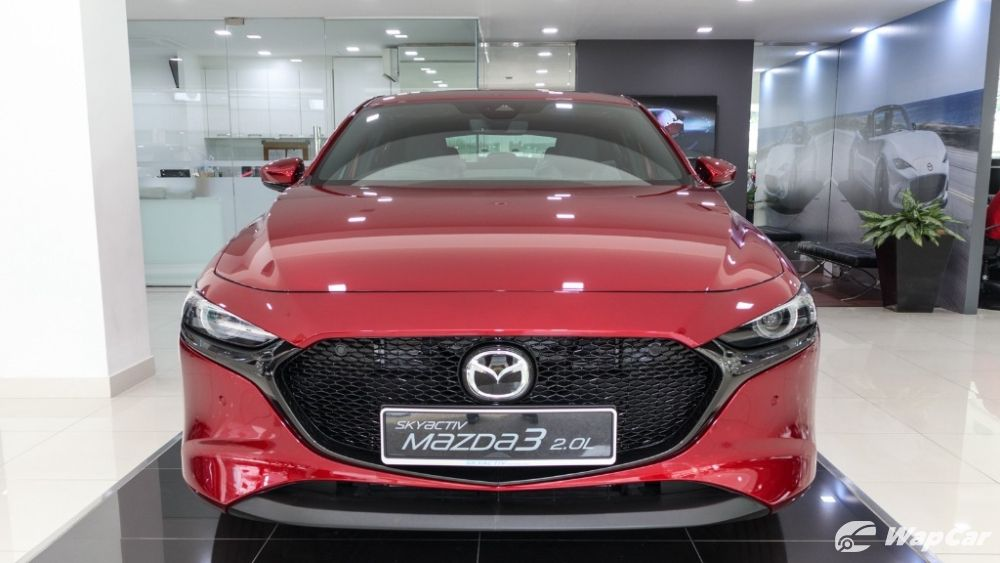 2019 Mazda 3 Liftback 2.0 SkyActiv High Plus Exterior 003