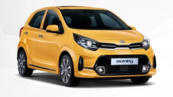 New 2021 Kia Picanto facelift launched in Korea; BSM, RCTA, new Bluetooth connection system