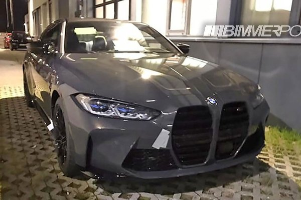 Spied: Massive grille confirmed, here's all-new 2020 BMW M4 before its debut