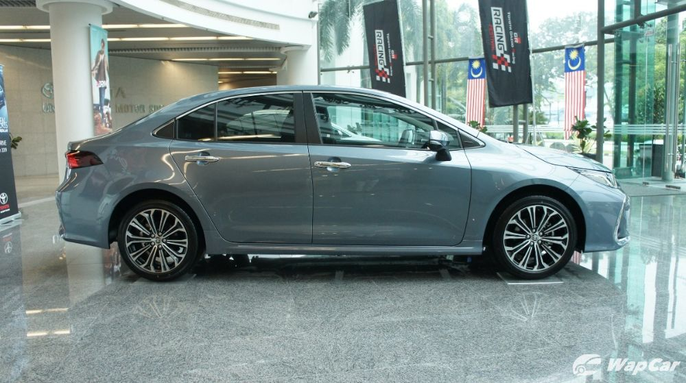 2019 Toyota Corolla Altis 1.8E Others 006