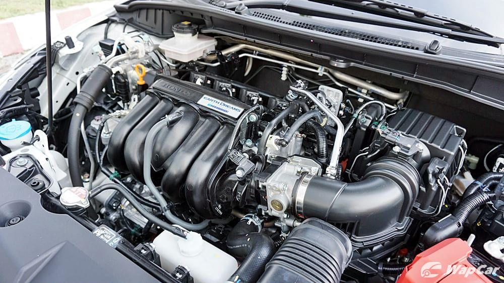 2017 Honda City 1.5-litre engine