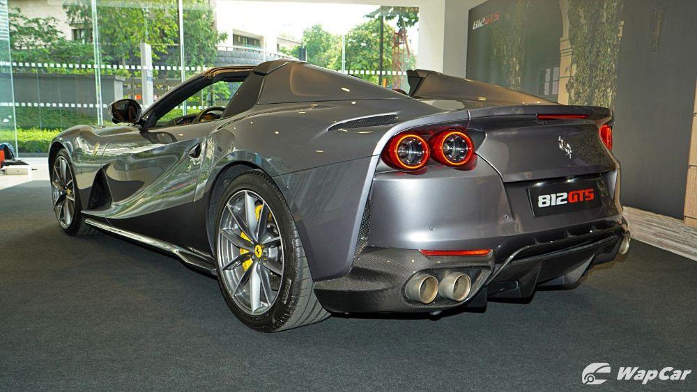 2020 Ferrari 812 GTS Exterior 010