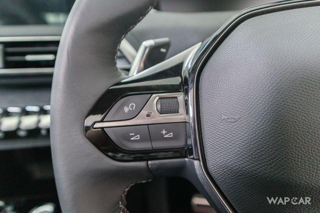 2019 Peugeot 5008 THP Plus Allure Interior 008