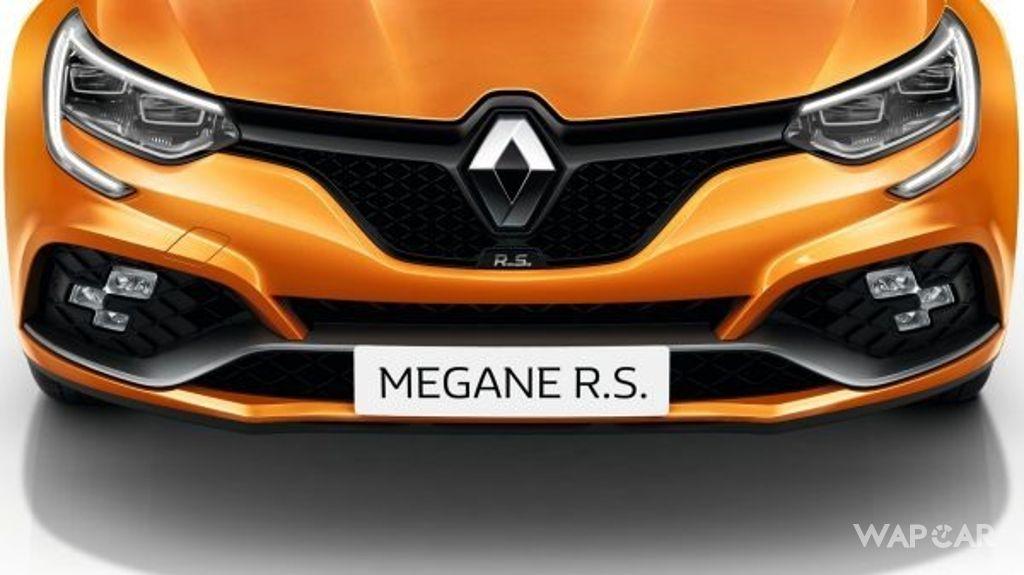 Renault Megane RS 280 Cup Public(2019) Exterior 009