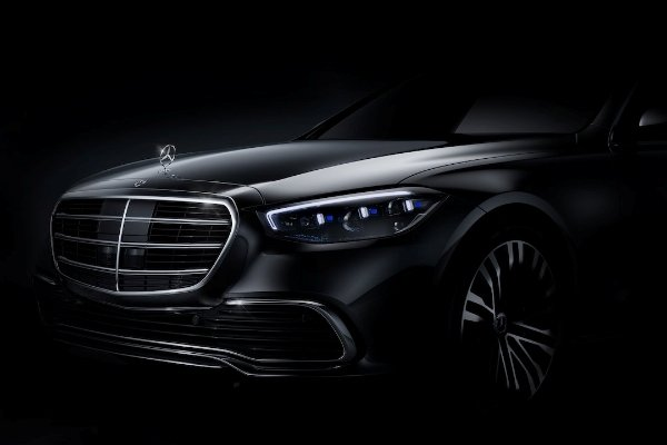 All-new W223 Mercedes-Benz S-Class teased, better than a BMW 7 Series?