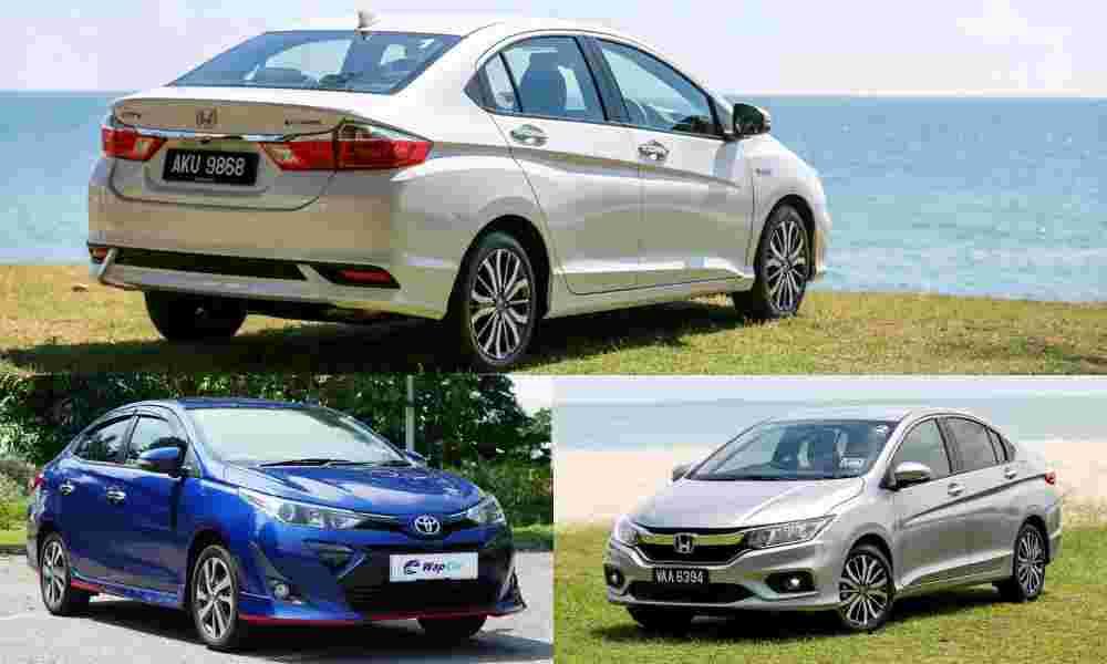 Toyota Vios vs Honda City; How do they compare?