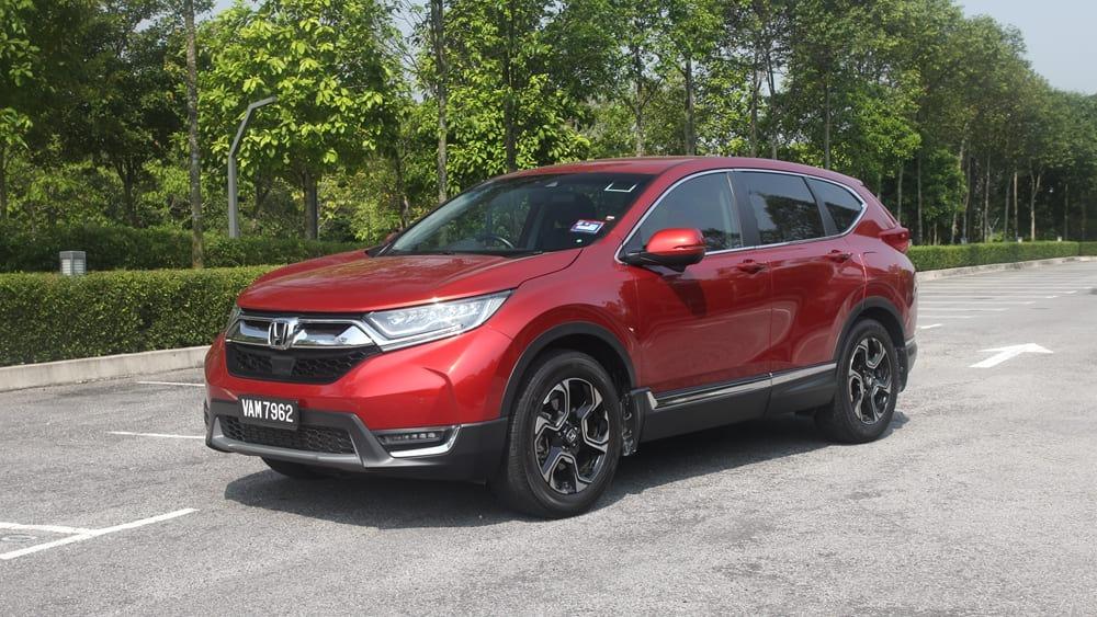 2018 Honda CR-V 1.5TC Premium 2WD Price, Reviews,Specs,Gallery In Malaysia | Wapcar