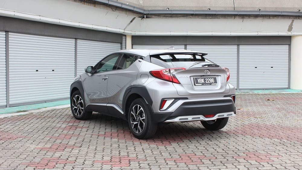 2019 Toyota C-HR 1.8 Others 006