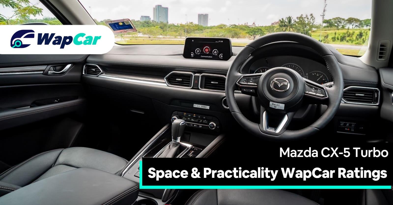2020 Mazda CX-5 Space Ratings