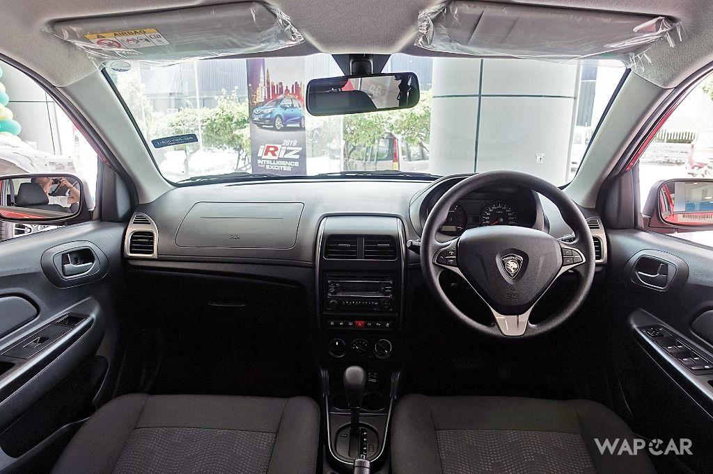 2018 Proton Saga 1.3 Premium CVT Others 001