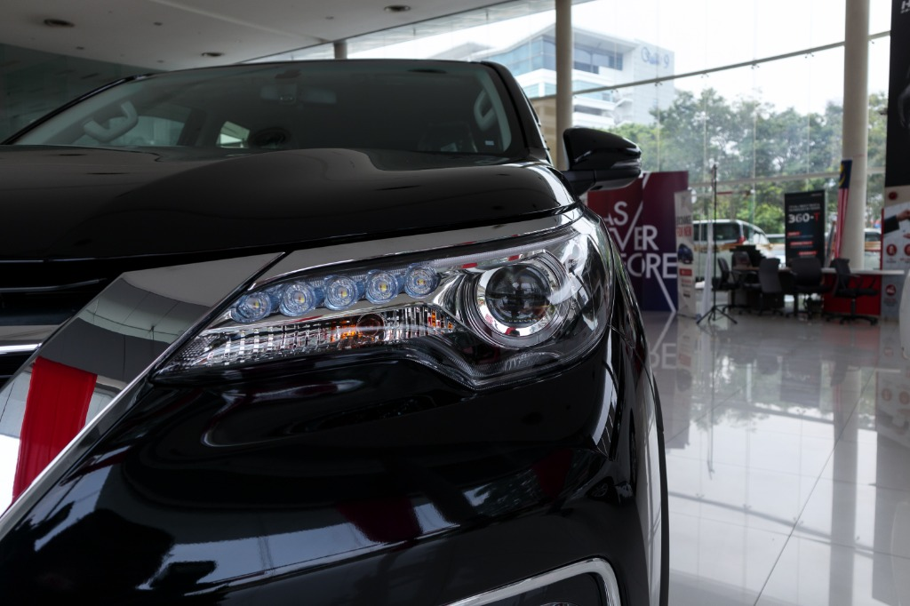 2018 Toyota Fortuner 2.7 SRZ AT 4x4 Others 008