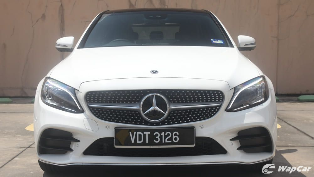 2018 Mercedes-Benz C-Class C 300 AMG Line Others 009