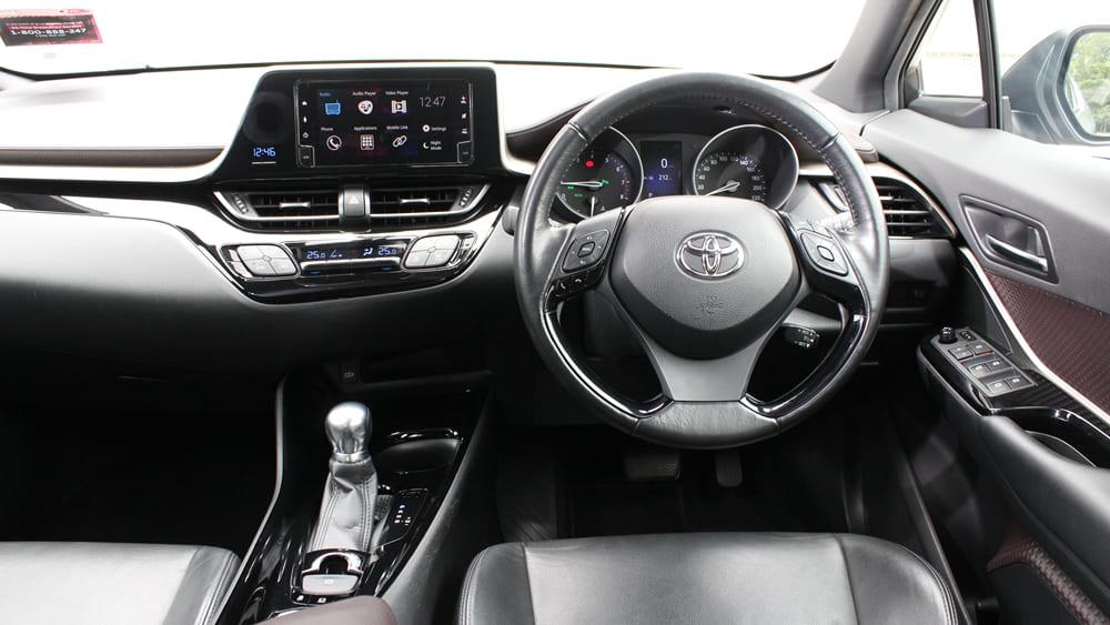 Toyota C-HR 03