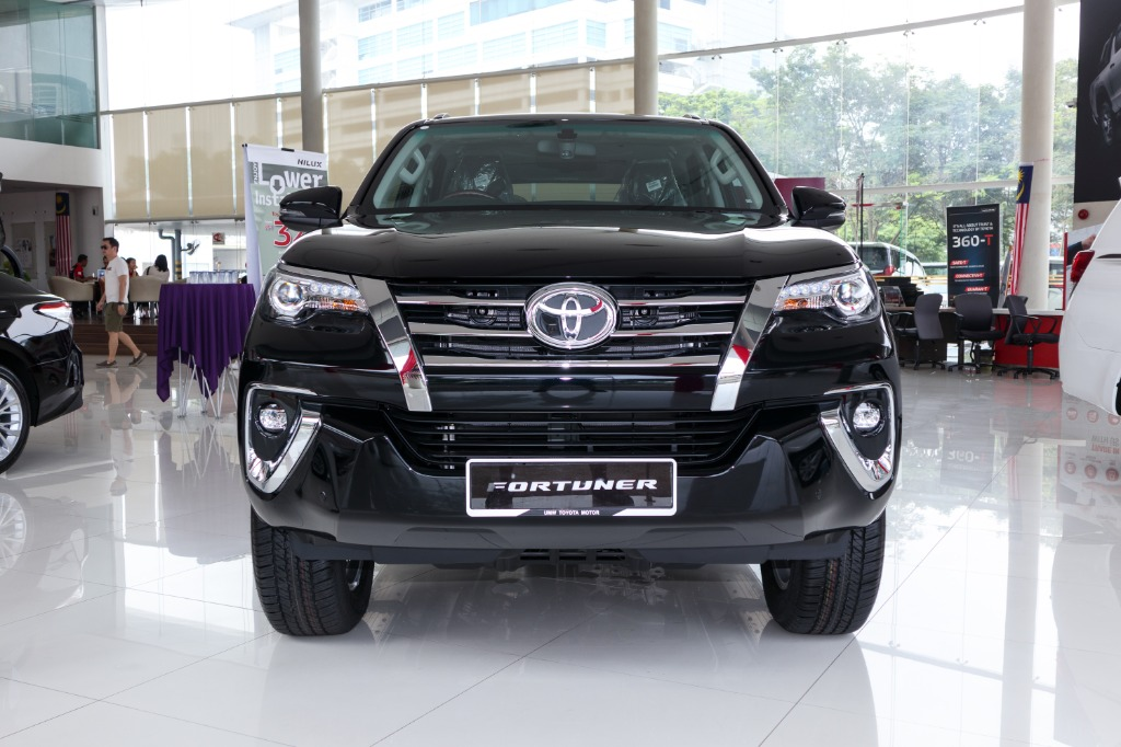 2018 Toyota Fortuner 2.7 SRZ AT 4x4 Others 002