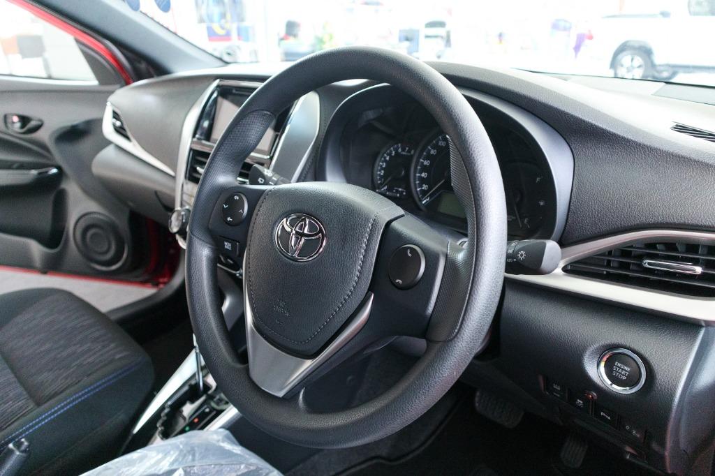 2019 Toyota Yaris 1.5E Others 006