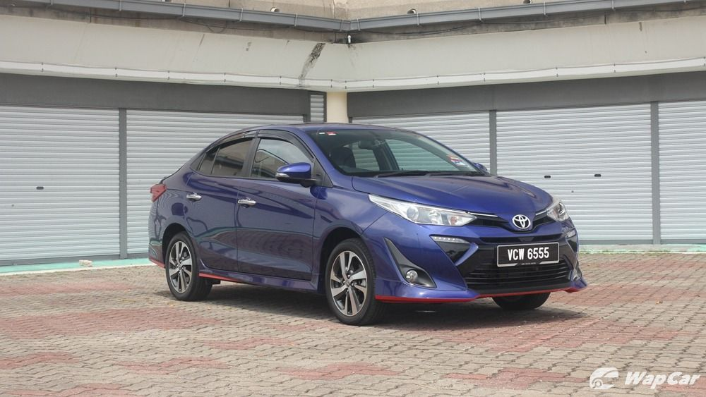 new toyota vios-I'm looking for a solution to this. If I got RM50k for the first car should I get new toyota vios? Should i just accept it?11