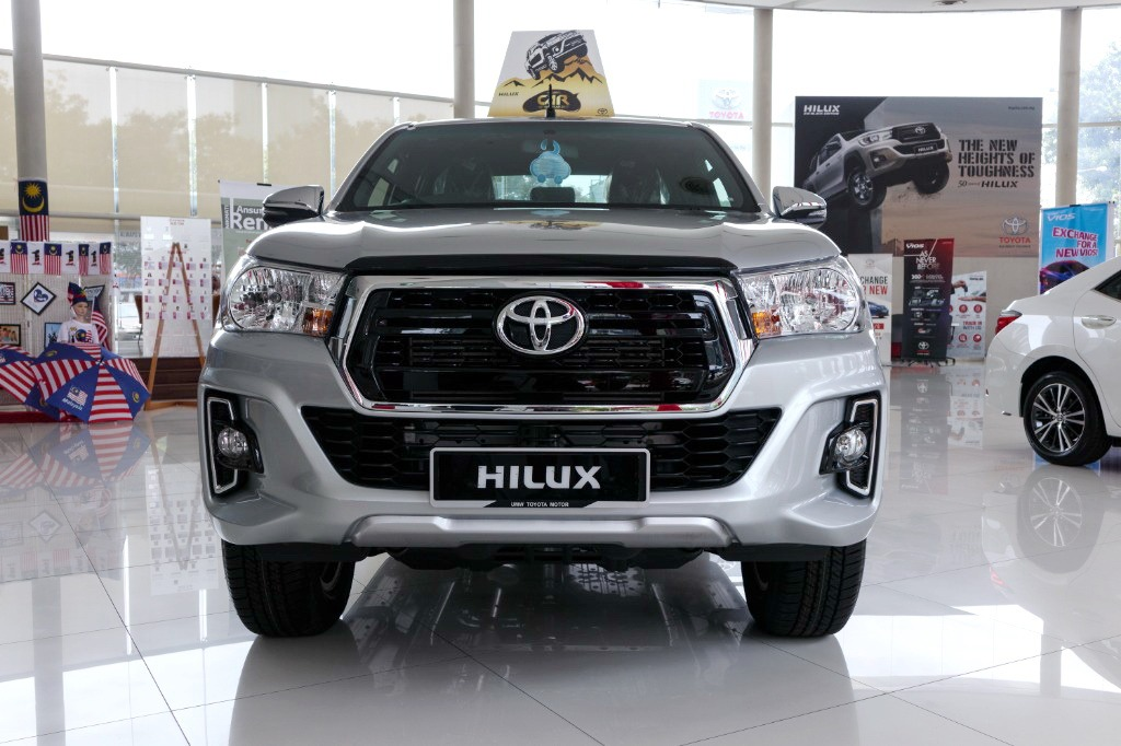 Toyota Hilux 2020 Price In Malaysia From Rm93 880 Reviews Specs Wapcar My