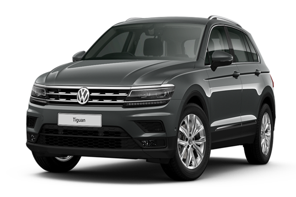 Free instalments for 6 months with a new Volkswagen Tiguan