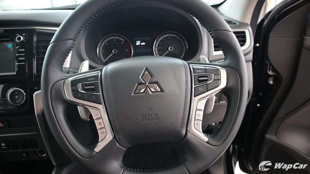 2019 Mitsubishi Triton VGT Adventure X Interior 006