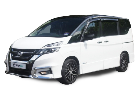 2018 Nissan Serena S-Hybrid Highway Star 2.0