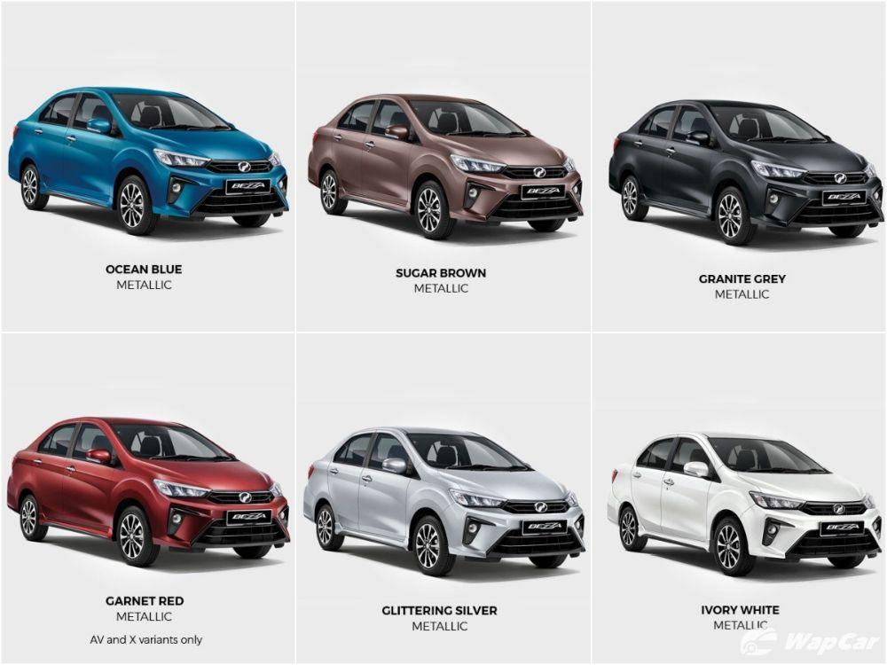 New 2020 Perodua Bezza vs 2017 Bezza - What's new?  Wapcar
