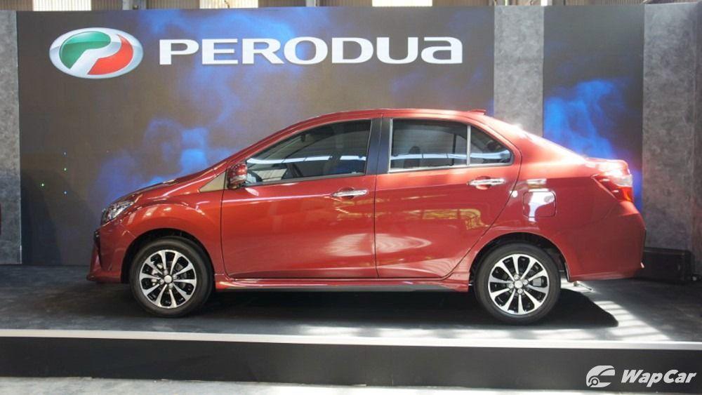 2020 Perodua Bezza 1.3 AV AT Others 002