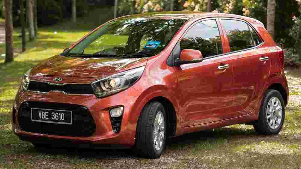 The Kia Picanto is no more in Malaysia
