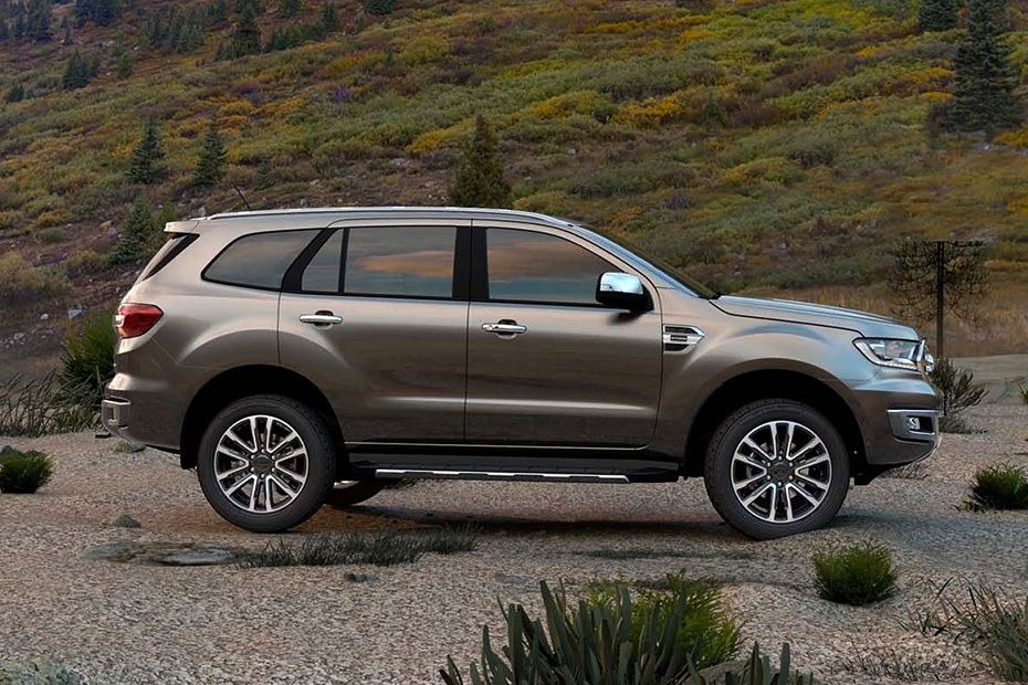 Ford Everest (2017) Others 004