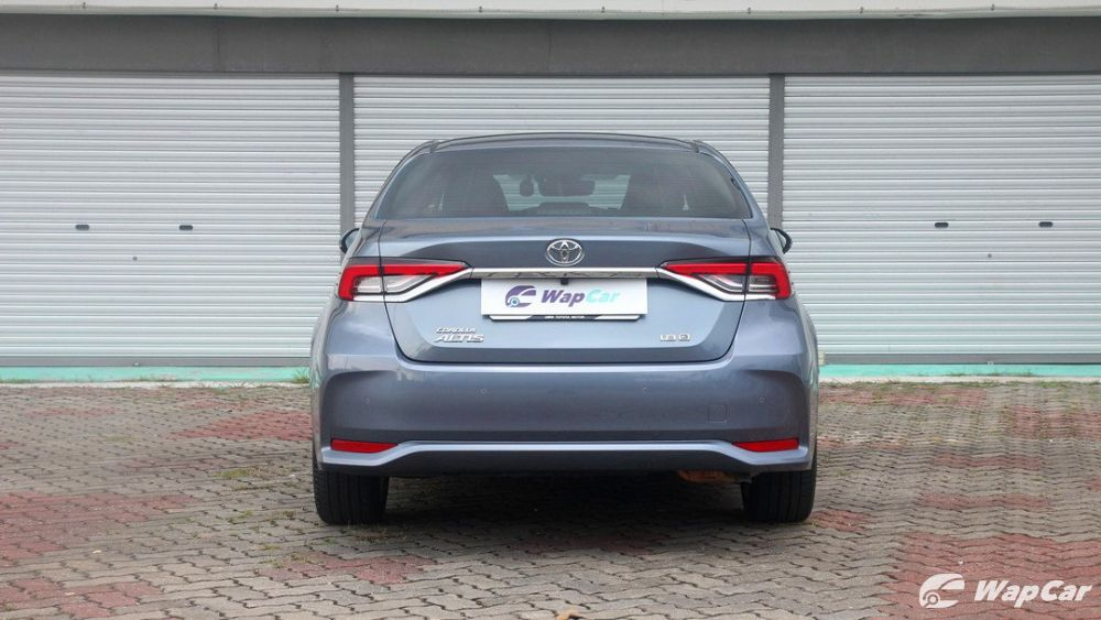 2019 Toyota Corolla Altis 1.8G Others 006