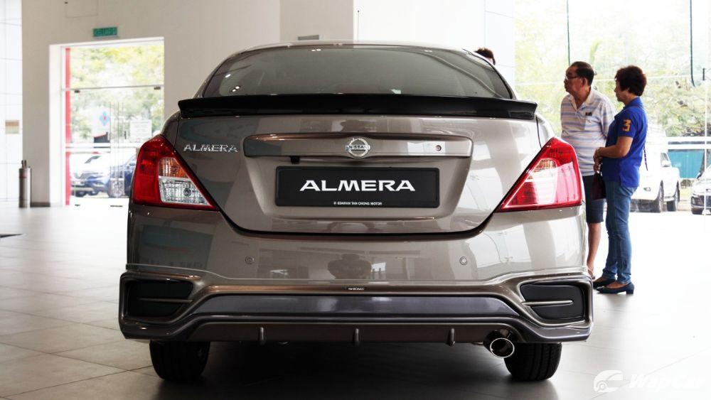 2018 Nissan Almera 1.5L VL AT Others 005